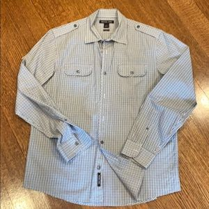 Michael Kors casual button-down shirt